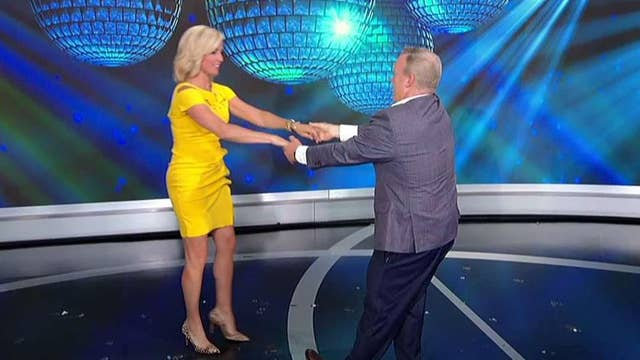 Sean Spicer speaks out on 'DWTS' casting, gets his first dance lesson on 'Fox & Friends'