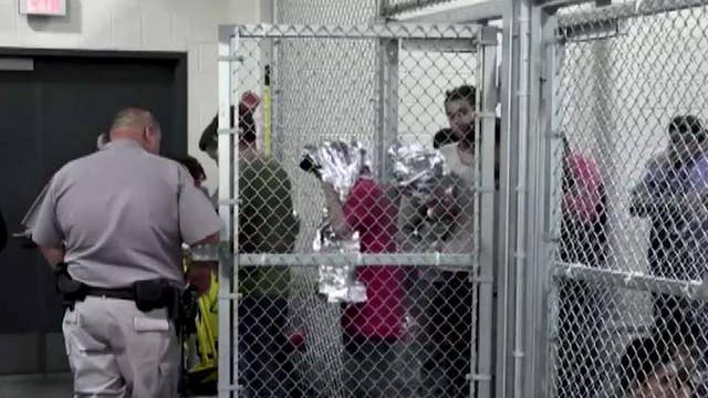 DHS to now move forward with DNA collection for violent offenders at the southern border thumbnail