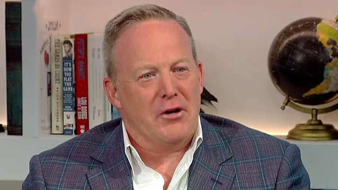 Paul Batura: Sean Spicer shouldn't be kept off 'Dancing With the Stars' for the 'sin' of working for Trump
