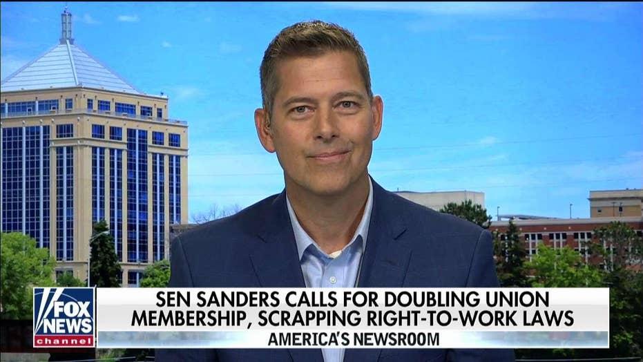 Sean Duffy says Unions will shrink, 'lose their health care plans' under Bernie Sanders