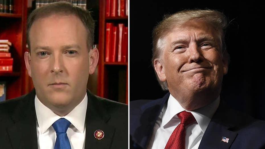 Rep. Lee Zeldin says it's crazy to accuse President Trump of anti-Semitism