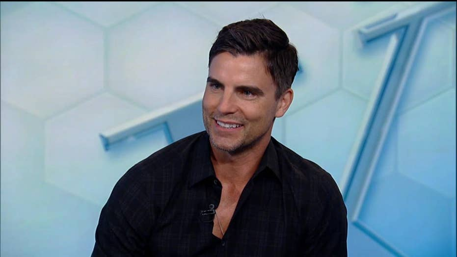 Actor Colin Egglesfield on testicular cancer diagnosis: 'It's not something that men normally want to talk about'