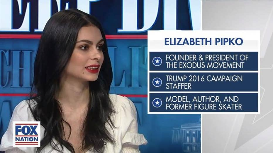 Jewish model who came to Trump's defense speaks out