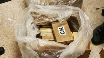 Washington supermarkets receive dozens of kilos of cocaine inside banana shipments
