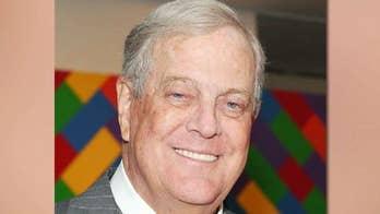 David Koch dead at 79, brother Charles Koch announces