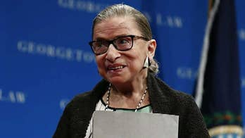 Ruth Bader Ginsburg finishes radiation therapy for pancreatic tumor