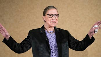 Supreme Court Justice Ruth Bader Ginsburg treated for tumor