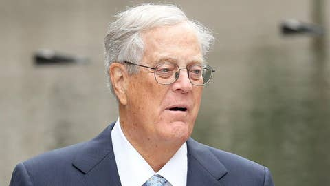 Lawmakers, policymakers react to Koch's death
