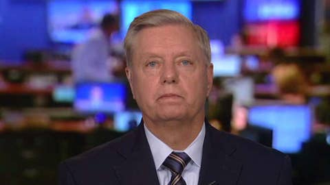 Graham: When it comes to a trade war, US has more bullets than China