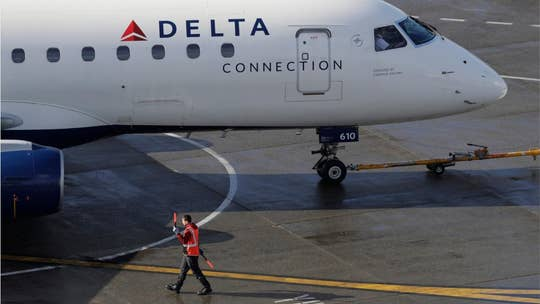 Report: Delta flight carrying nearly 200 passengers delayed 18 hours at New York's JFK