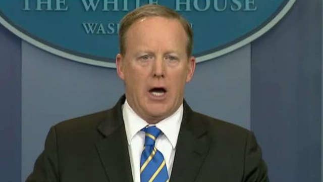 The left lashes out over Sean Spicer joining the cast of 'Dancing with the Stars'