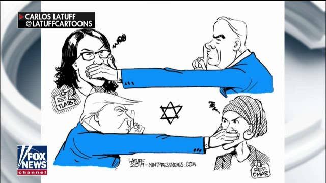 Rep. Jerry Nadler slams 'growing anti-Semitism,' condemns cartoon shared by Omar and Tlaib