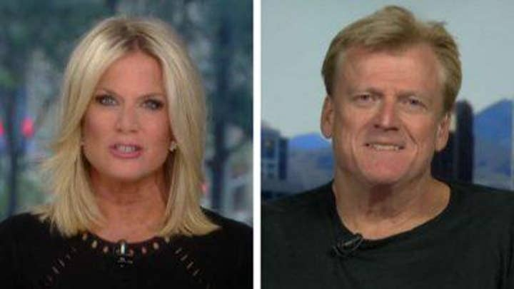 Patrick Byrne talks to Martha MacCallum after resigning from Overstock