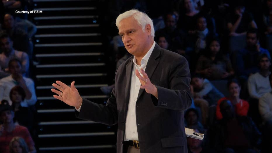 Ravi Zacharias, Christian scholar, answers 鈥榯oughest鈥� question for faith today
