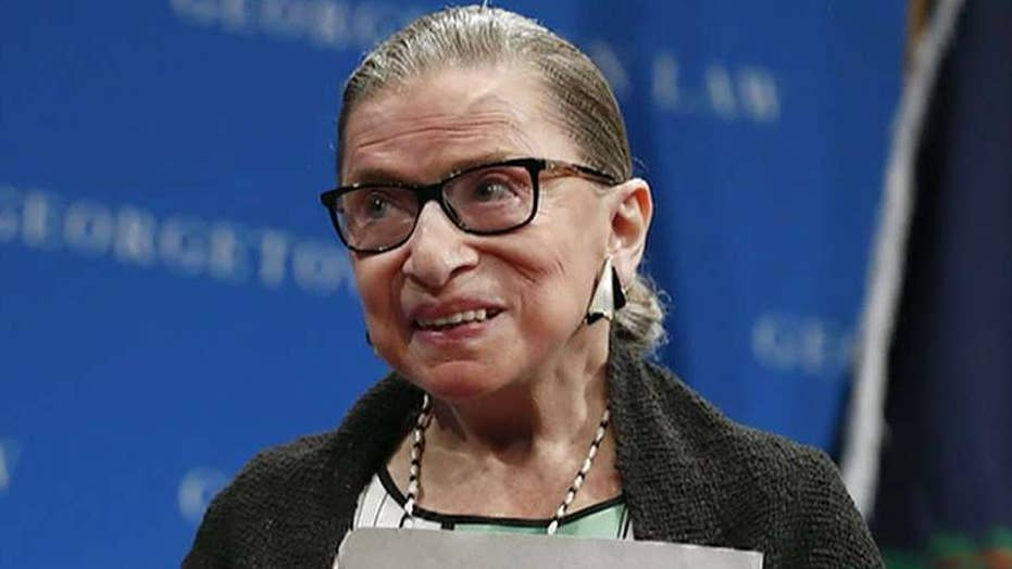 Supreme Court Justice Ruth Bader Ginsburg completes three-week radiation therapy
