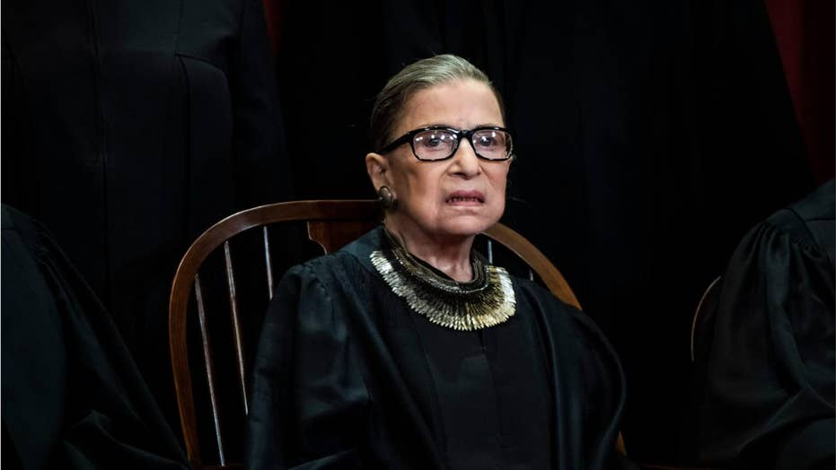 Justice Ginsburg gets winning treatment in fight to beat cancer