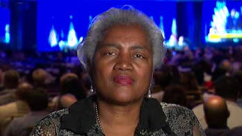 Donna Brazile on Joe Biden's decision to skip DNC meeting in California
