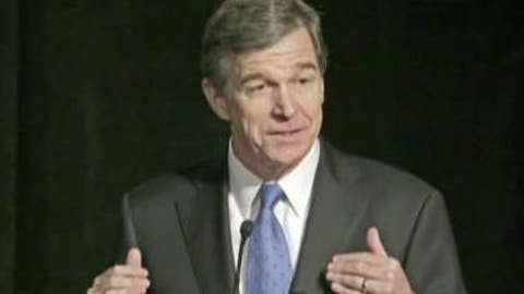 NC gov vetoes bill to require sheriffs to cooperate with ICE