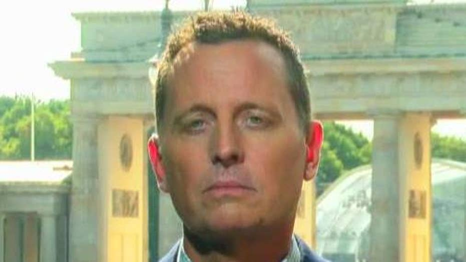 Amb. Richard Grenell on growing trade war with China, calls for Europe to end reliance on Russian oil