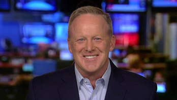 Sean Spicer reacts to ballroom backlash over 'DWTS' booking