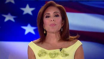 Judge Jeanine on living conditions in San Francisco, California