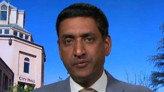 Rep. Ro Khanna: It's a three-way race