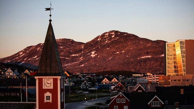 Greenland flap goes global