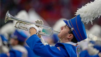 Florida Gators' student band director attacked after football game against Miami Hurricanes