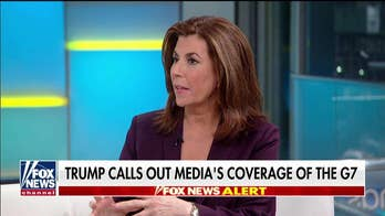 Tammy Bruce on coverage of Trump at G-7 summit: The media's lies are harming the country