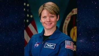 Space crime? Astronaut accused of hacking bank account of her estranged partner from orbit