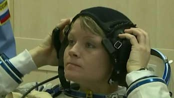 Astronaut accused of committing crime from space