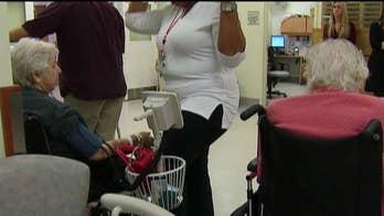 UK charities say death statistics 'airbrushing' out elderly coronavirus victims