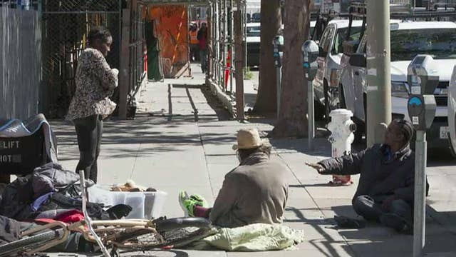Indiana attorney general exposes the real reason behind California's homeless crisis