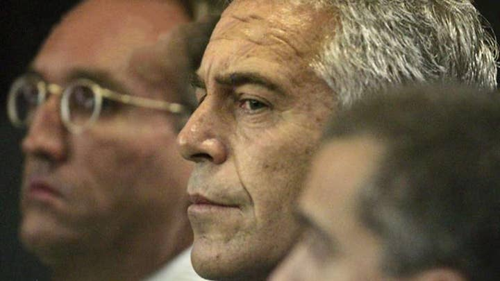 Jeffrey Epstein accusers file lawsuits against estate