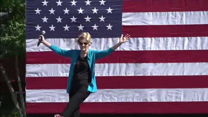 Elizabeth Warren gains, Biden slips in poll as Democrats push toward debate