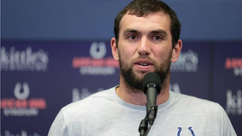 Former Pro Bowl quarterback takes issue with timing of Andrew Luck's decision to retire