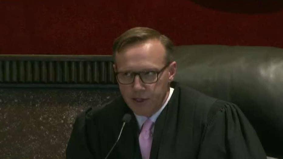 Oklahoma judge finds Johnson & Johnson helped fuel state's opioid drug crisis