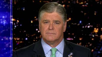 Hannity on patriotism survey: Younger Americans 'turning toward socialism'