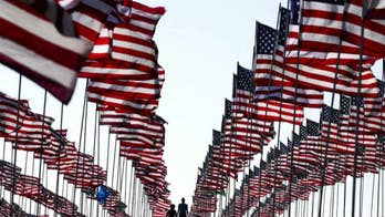 Patriotism, religion waning among younger Americans