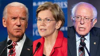 Biden's strongest debate: Warren, Sanders excite left but barely challenge him