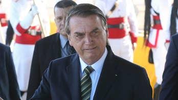 Brazilian leader Jair Bolsonaro to skip Amazon fires summit due to surgery