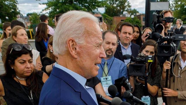 Joe Biden's verbal mishaps worsen, falls as 2020 frontrunner in the polls