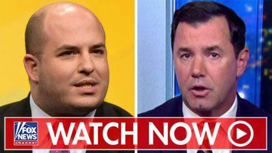 Joe Concha reacts to Brian Stelter booking anti-Trump psychiatrist
