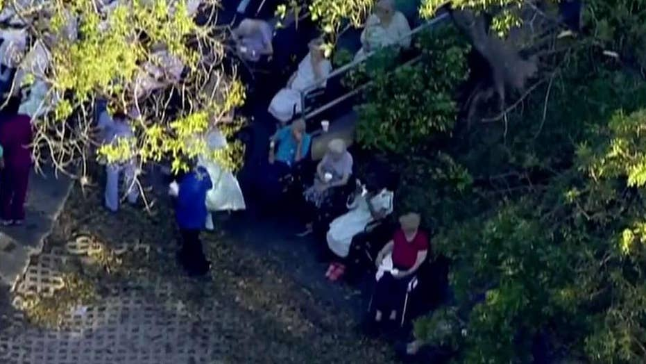 Florida nursing home employees charged in patient deaths following Hurricane Irma