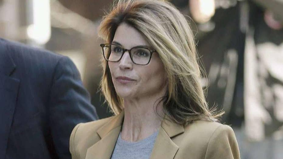 Lori Loughlin and husband due in Boston court to address difficulties with their joint representation