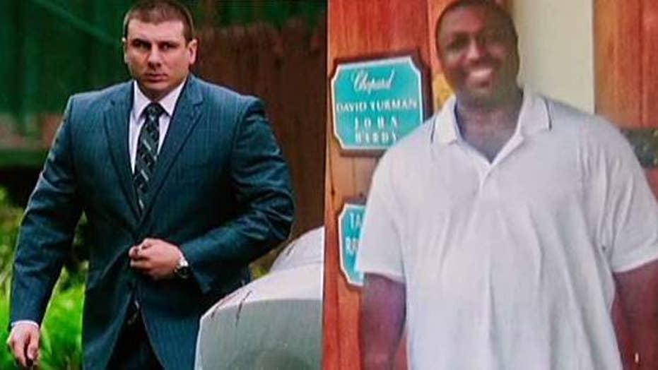 'Pantaleo effect? NYPD arrests reportedly plummet since firing of officer involved in Eric Garner's death