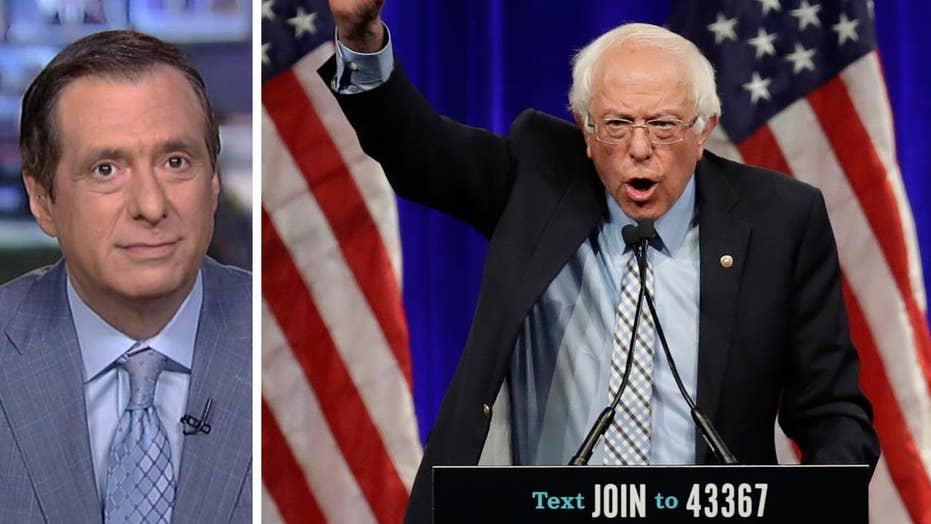 Howard Kurtz: Why Bernie Sanders is hitting Jeff Bezos in anti-corporate media plan