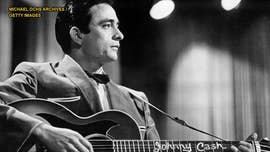 Johnny Cash remained devoted to his faith despite drug woes, was nearly killed by an ostrich, book reveals