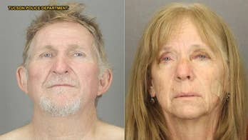 Husband and wife wanted for murder in Arizona 'overpower' Utah officers during extradition, manhunt underway