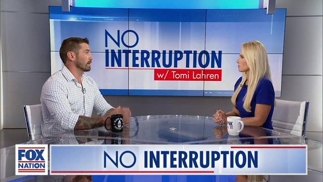 Tomi Lahren speaks to former Army Ranger, co-founder of Black Rifle Coffee Company